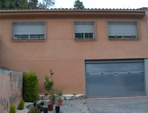 Ampliación de vivienda unifamiliar en Barcelona