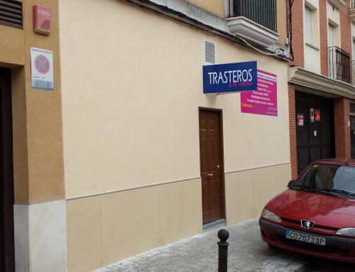 Trasteros en Córdoba